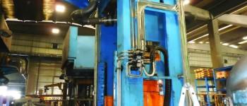 Impianto Idraulico bordo macchina presse 2
